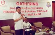 Route Penerbangan Manado-Raja Ampat Dibuka, GSVL Harap Objek Wisata Lokal Ditingkatkan
