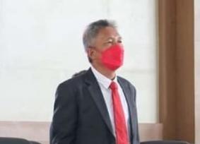 Gara-gara Terlambat Saat Pemantauan Pos, Bupati Wongkar Tegur Camat Sinonsayang