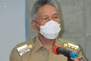 Bupati Minahasa Selatan Franky Donny Wongkar, SH
